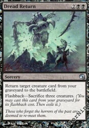 4 PreCon FOIL Dread Return Black PDS Graveborn Mtg Magic Uncommon 4x x4