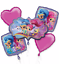 Shimmer-and-Shine-Genies-Balloon-Bouquet-Birthday-Party-Supplies-Decoration-5pc thumbnail 1