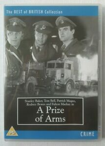 A-Prize-of-Arms-1962-Starring-Stanley-Baker-Tom-Bell-2007-Odeon-Region-0-DVD