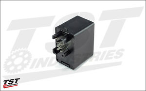 7 Pin Flasher Relay LED Signal Blinker For Suzuki DRZ400S GSF GSXR TL Hayabusa R