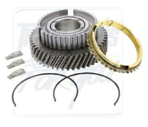 Details about Jeep AX15 Transmission 5Spd 5th Gear Update Kit 47 Teeth W/  Keys & Springs