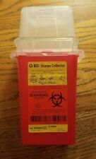 Biohazard Bd Sharps Collector 15 Qt 14 L New Unused Needle Desposal Kit