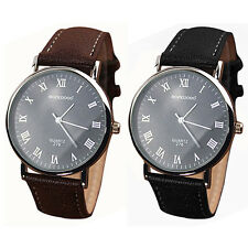Vintage Mens Watches Quartz Stainless Steel Analog Sports New Wrist Watch Army