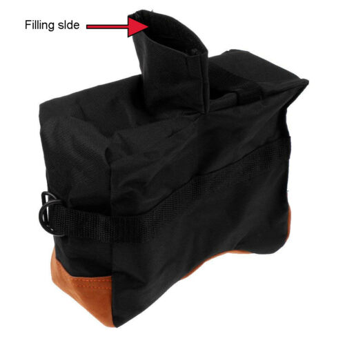 EXSI Shooting Rest bags front and rear SandBag stand holders for Gun Rifle