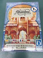 Queen Games Alhambra Extension #1 - The Vizier's Favour