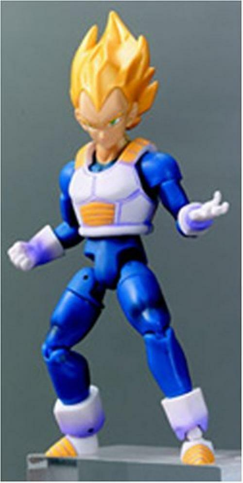NYA Super Saiyan Vegeta drakeboll Z Ultimate Figur Series 5  S