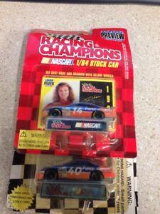 Lot-of-2-Nascar-Diecast-1-64-Patty-Moise-1995-1996-StockCar-Champions-40