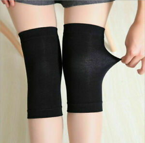 Sport-Knee-Support-Leg-Pad-Calf-Patella-Brace-Compression-Sleeve