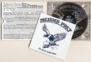 MENDES-PREY-The-Never-Ending-Road-Ltd-Digipak-CD-2015-NWOBHM-NEW