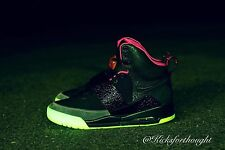 Nike Air Yeezy 1 Black Pink 'Blink' Size 10