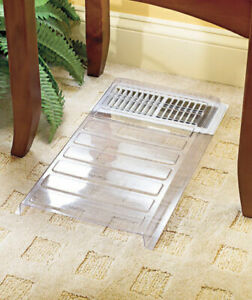 Vent-Extender-Heat-Air-Conditioner-Register-Deflector-Adjustable-Floor-Furnace