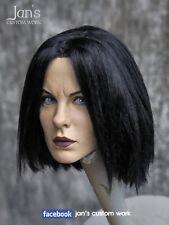 """1/6 CUSTOM hot Selene Underworld toys figure head phicen star ace female 12"""" DX"""