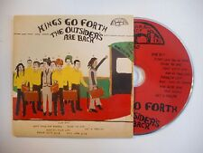 KINGS GO FORTH : THE OUTSIDERS ARE BACK ♦ CD ALBUM PORT GRATUIT ♦