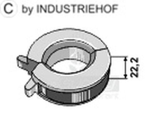 5er Set  Hydro-Clip 22,2 666-9899-1