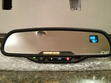 Gentex 261 Onstar Autodim Mirror with Compass Temp 03-06. (Use 511 For 07-up )