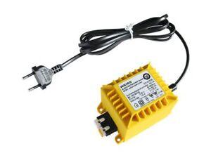Sicherheitstransformator-Trafo-16V-50VA-AC-3-1A-Wechselstromtrafo-IP40