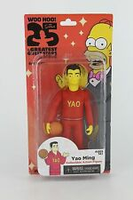 """The Simpsons 25 Of The Greatest Stars NECA 2013 Yao Ming Collectible Figure 6"""""""