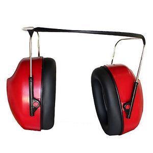 HAWK ER4 Ear Muff Noise Protection Folding Safety Hearing Gun Shooting  [I2-7]