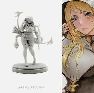 Strider-Princess-Model-for-Kingdom-Death-Game-Resin-Figure-Recast-30-mm