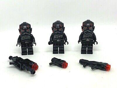 LEGO NEW Authentic Star Wars Inferno Agent Heavy Stud Blaster Minifigure 75226