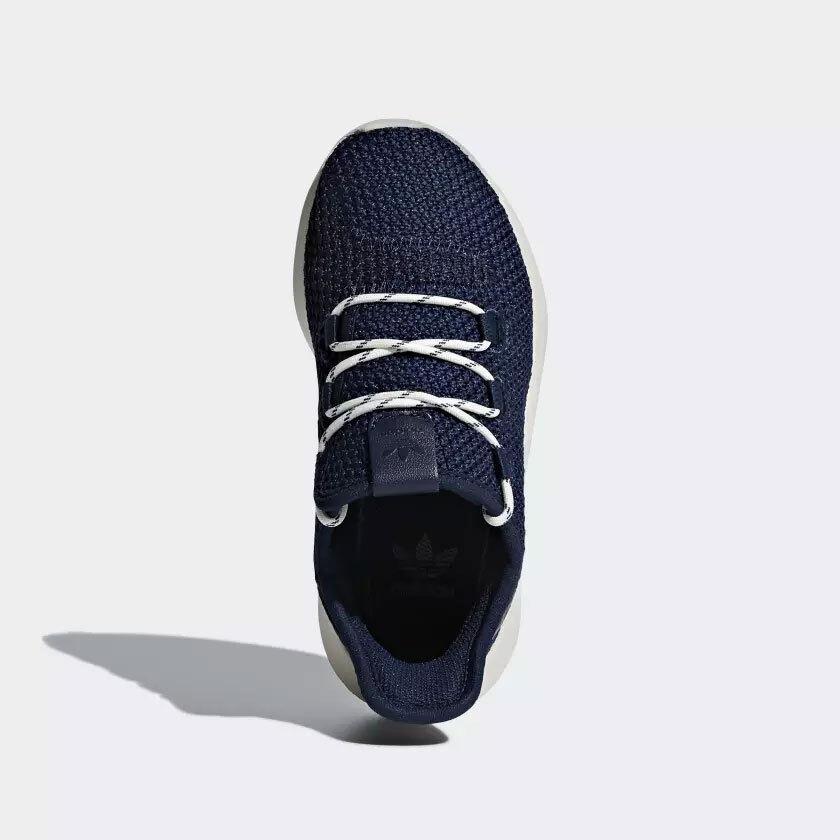 adidas originals die / tubuläre schatten (ps) neue authentische navy / die white bb6753 59fbe7