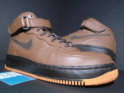 2007 NIKE AIR FORCE 1 MID SUPREME MCO CB 34 BARKLEY BROWN