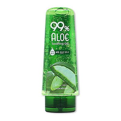 [ETUDE HOUSE] 99% Aloe Soothing Gel / Korean Cosmetics
