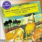 Prokofiev: Alexander Nevsky; Scythian Suite; Lieutenant Kij' (CD, May-1995, DG Deutsche Grammophon)