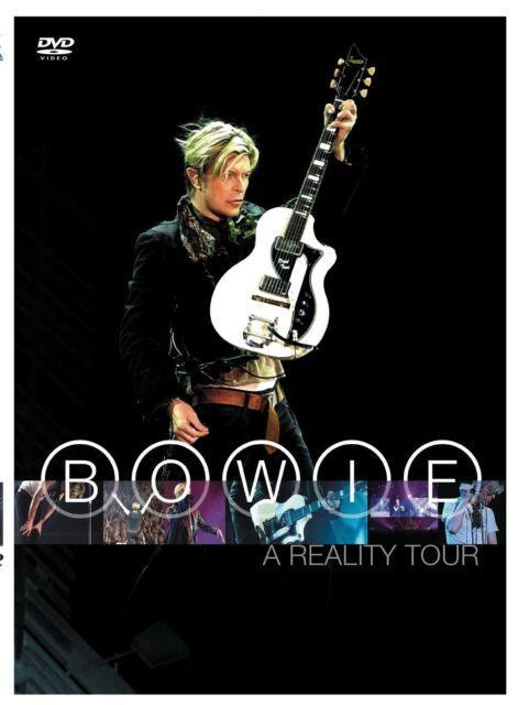 David Bowie - A Reality Tour - DVD neuf