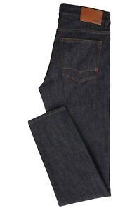 ddb157ef7d4 Hugo Boss Delaware BC-C Slim-fit Jeans in rinse-wash Indigo Stretch ...