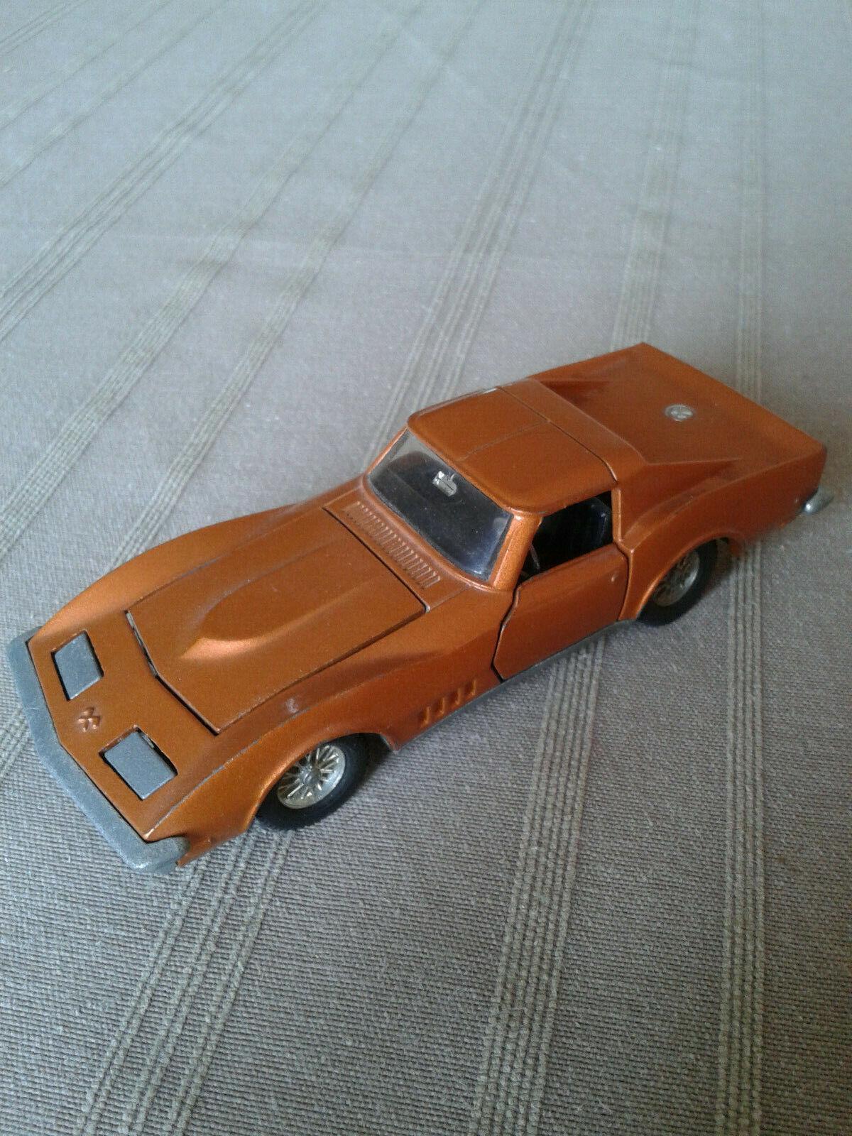Dinky toys 221 Chevrolet corvette 1969 mint