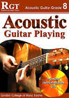 Acoustic Guitar Playing: Grade 8 by Tony Skinner (Paperback, 2007)