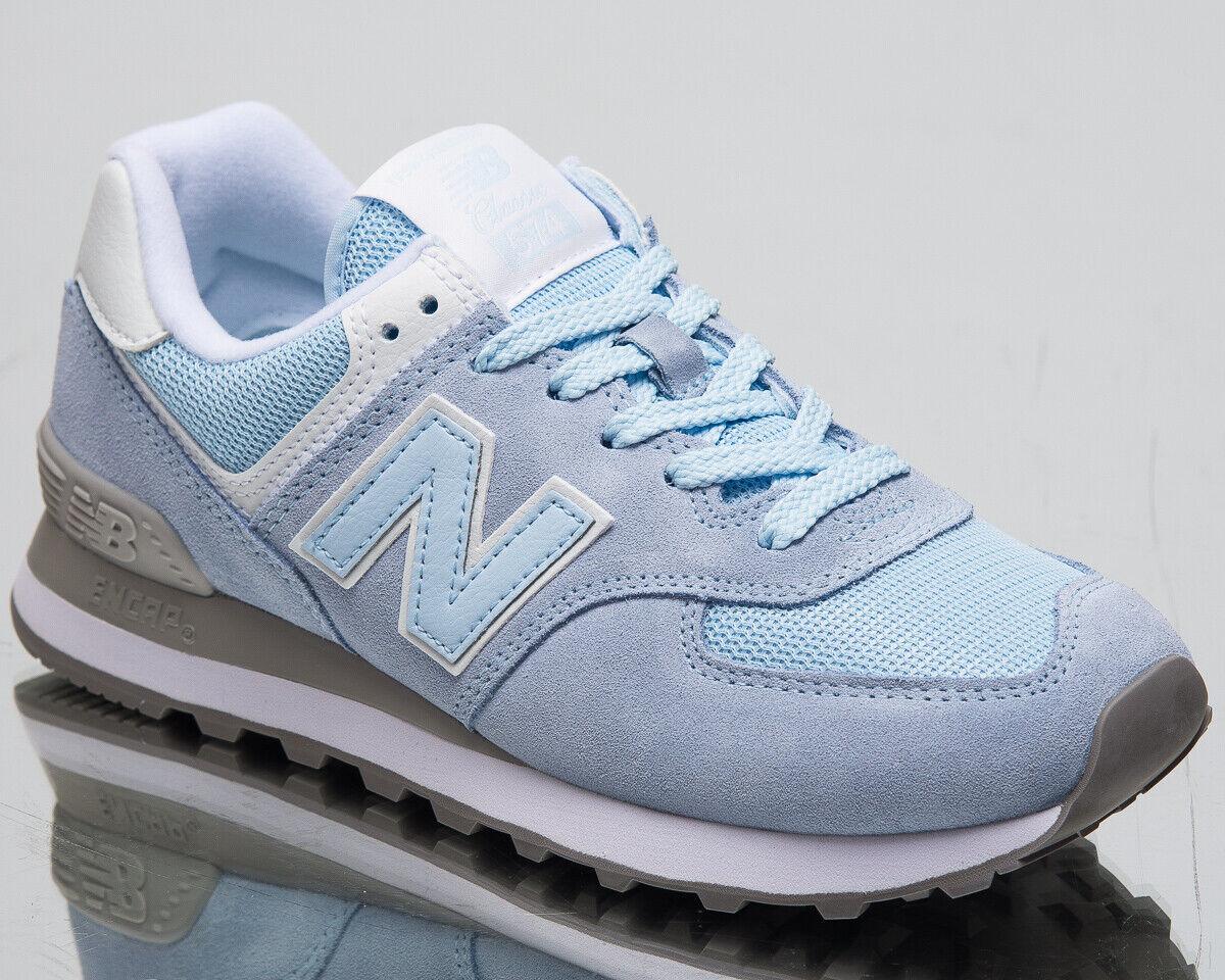 New balance 574 Essentials mujer nuevo aire blancoo Lifestyle zapatillas wl574-esc