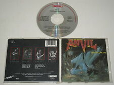 ANVIL/PAST AND PRESENT(ROADRACER RO 9453 2) CD ALBUM