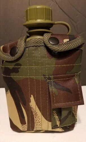 Highlander PATROUILLE MILITAIRE BOUTEILLE D/'EAU armée cantine hydratation Voyage à vis-Neuf