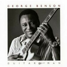 George Benson-Guitar Man CD +++++++++++ 12 tracks nuovo