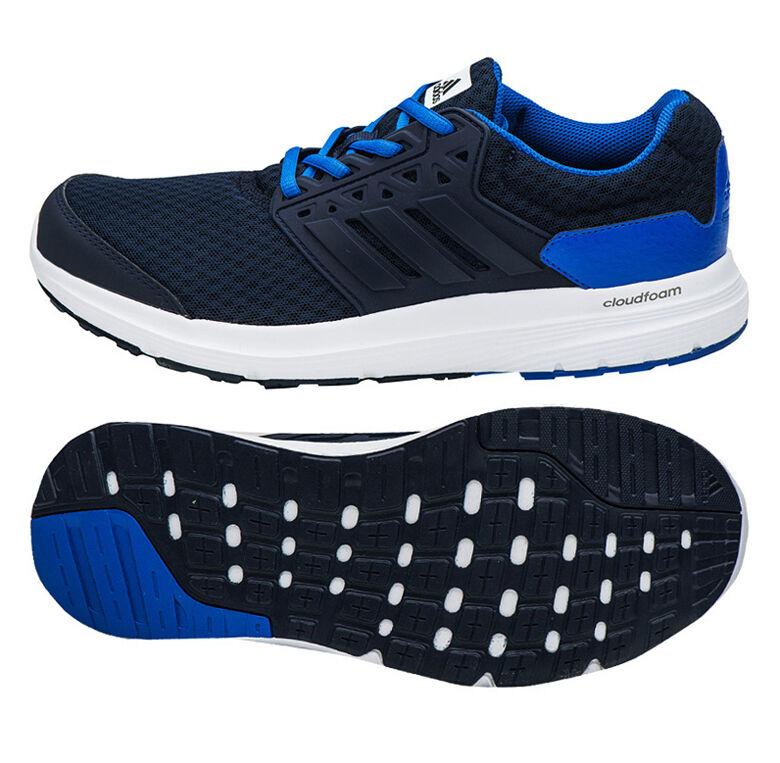 Adidas Galaxy 3 Running schuhe BB4360 Runners Athletic Turnschuhe Stiefel Blau