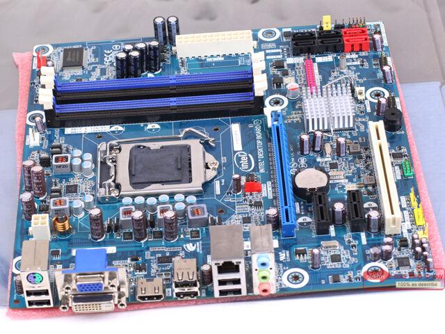 100% OK Intel DH55TC motherboard 1156 DDR3 Intel H55