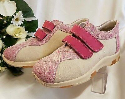 KINDER Mädchen Frauen SCHUHE Sneaker Made Italy Fuchsi A 55EUR Gr 37