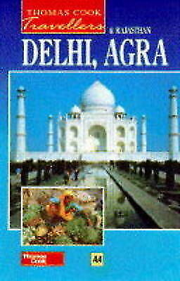 Delhi, Agra and Rajasthan by Melissa Shales (Paperback, 1995)