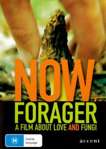 Now-Forager-NEW-DVD-Region-4-Australia