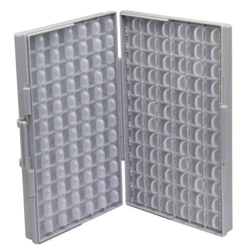 Aidetek BOX-ALL-144 Empty enclosure box w//144 compartments each w//lid SMD 0603 r