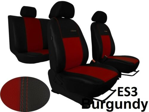 TOYOTA AURIS HYBRID ESTATE 2016-2019 ARTIFICIAL LEATHER TAILORED SEAT COVERS