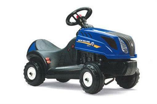 Falk FA3070 New Holland T5 Ride-On Toy - 18 Plus Months