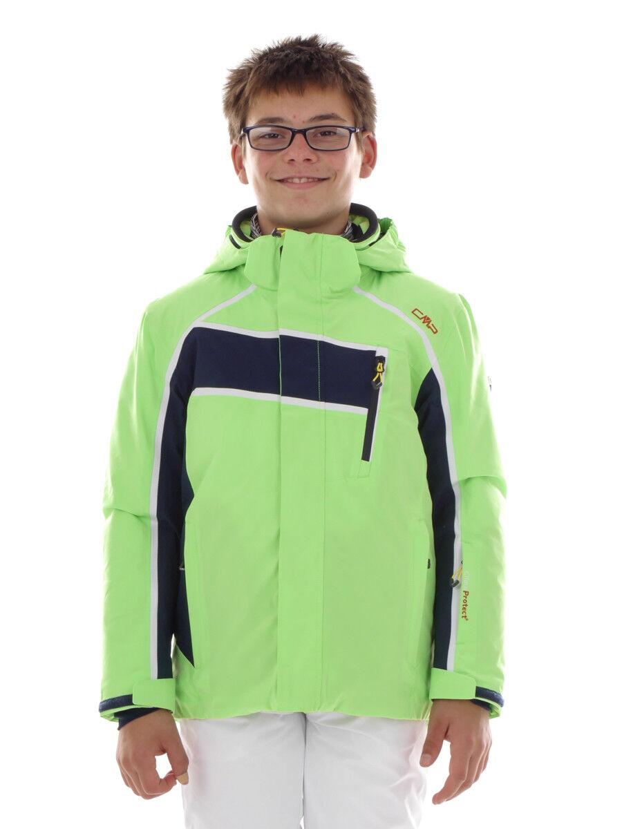 CMP Chaqueta de Invierno para Esquí y Snowboard verde Neon Climaprojoect®