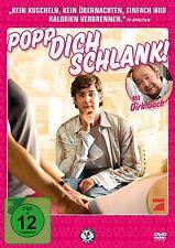 POPP DICH SCHLANK! - mit Dirk Bach, Theresa Scholze (DVD) *NEU OPV*