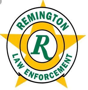 Image result for Remington law enforcement logo