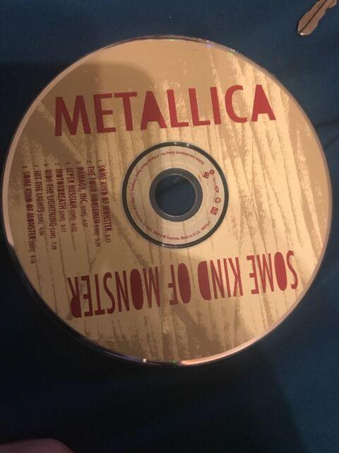 Some Kind of Monster [EP] [PA] by Metallica (CD, Aug-2004, Universal Music)
