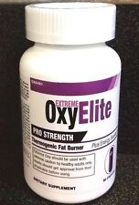 OXY Fat Burner/Diet Pill-100% Rapid Weight Loss/Energy Booster 90ct