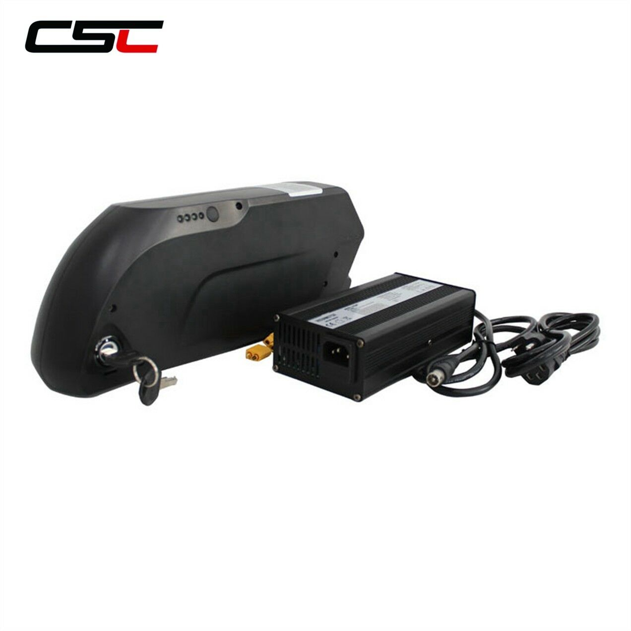 48V Electric Bike Battery 14.5AH 1500W Panasonic Cell Ship From Europe